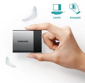Sansung-SSD T3 portable