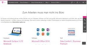Surface 3 LTE und Office 365
